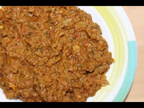 Mutton Kothu Kari - Madurai Special Recipe - Indian Kitchen foods