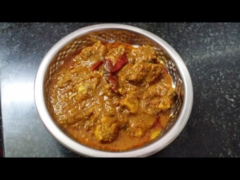 Chicken gravy in tamil / chicken semi gravy in tamil