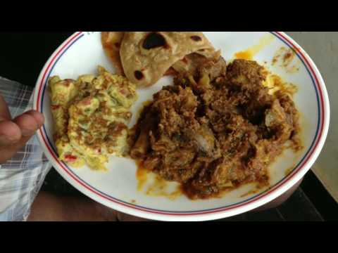 Mutton Rogan and Parantha II TAMIL NADU II MEATS OF THE WORLD
