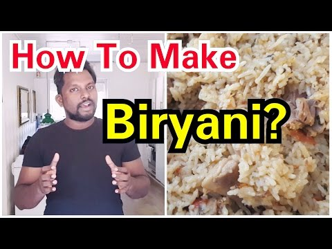 Chicken Biryani : How To Make Ambur Star Biriyani | Mutton Biryani | Tamil | STWK