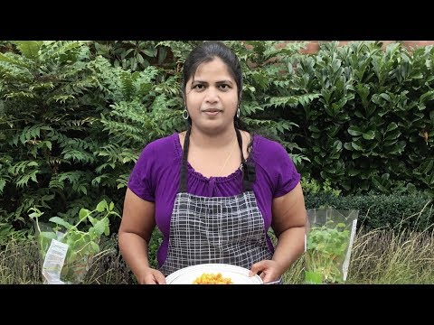 Nethili fish /Anchovies fry recipe-Tamil and English subtitles