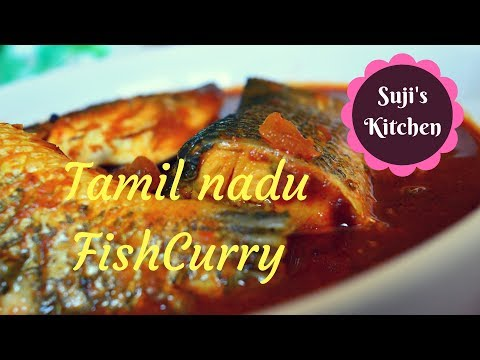 Fish Curry in Tamil || Tamil nadu style fish kulambu (with English subtitle)