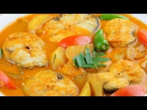 Fish Salna Recipe in Tamil