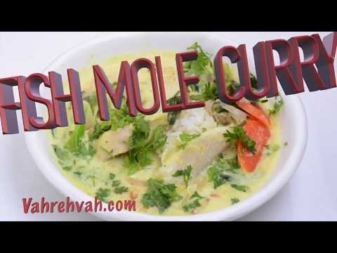 Fish Mole Curry -Tamil