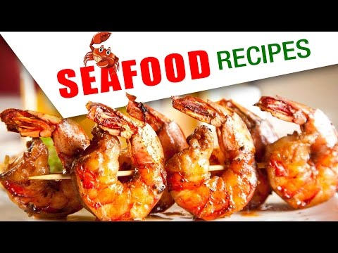 Seafood Recipes in Tamil || Fish Fingers, Fish Molly, Karimeen Fry, Gongura Prawns and More