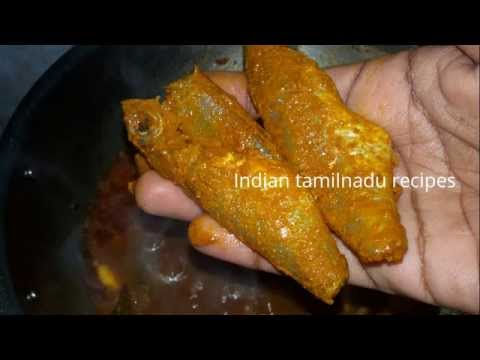 Tamil Samayal | Indian Tamil nadu Recipes | How to cook South indian Meen kulambu / Fish Curry