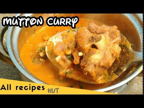 Mutton curry/ Tamil style all recipes hut