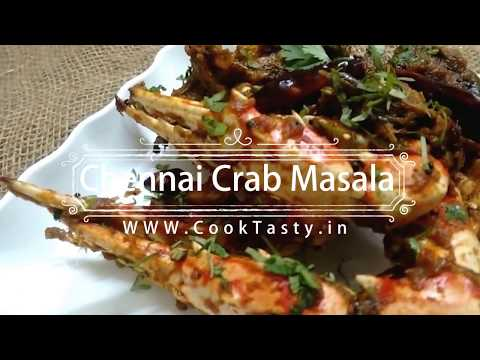 Trailer Crab Masala in Tamil / Nandu Kulambu in Tamil /நண்டு மசாலா/ Nandu Masala Chennai Crab Masala