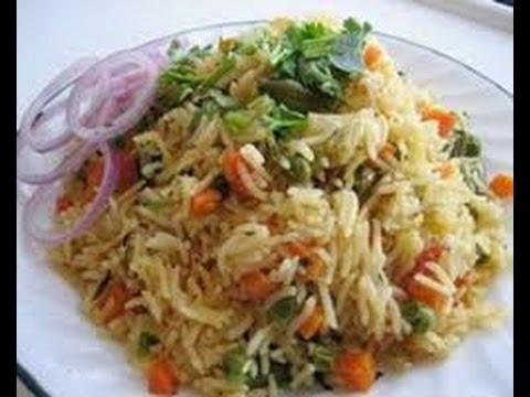 vegetable biryani in tamil language
