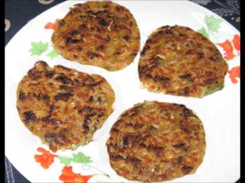 Vazhaipoo Cutlet Recipe - Video in Tamil